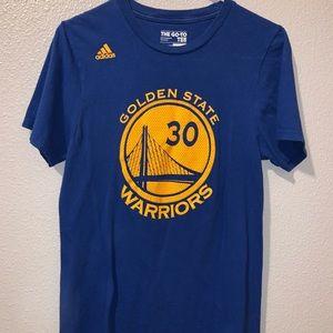 Adidas Golden State Warriors T-shirt